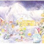 Jul i Holmen