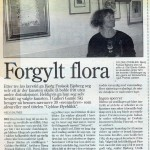 forgylt flora