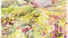 Flower Meadow Fjord